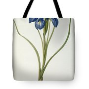 Iris Xyphioides Tote Bag by Pierre Joseph Redoute