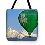 Irish Balloon Tote Bag