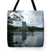 Irish Castle Tote Bag