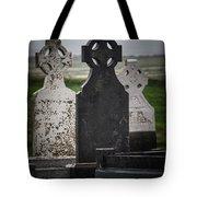 Irish Cemetery P7010429 Tote Bag