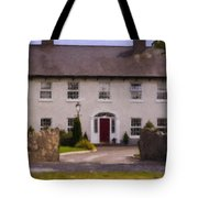 Irish Country Estate Riverstown Ireland Tote Bag