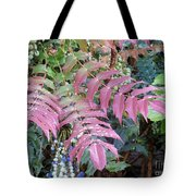 Irish Flora And Fauna 5 Tote Bag