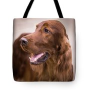 Irish Girl Tote Bag