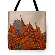 Irish Heritage 3 Tote Bag