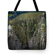 Irish History In The Countryside Tote Bag