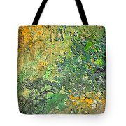 Irish Moos Tote Bag
