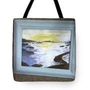 Irish Sea Tote Bag