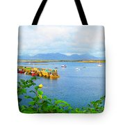 Roundstone Seaport Tote Bag