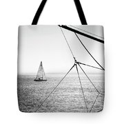 Irish Seascape Tote Bag