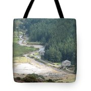 Irish Valley Tote Bag