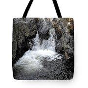 Irish Waterfall Tote Bag