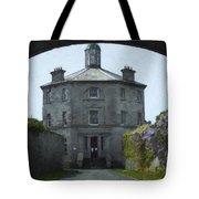 Irish Wisteria Lane Tote Bag