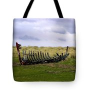 Irish Wreck Tote Bag