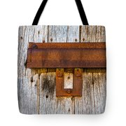 Iron And Wood Tote Bag