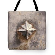 Iron Art Tote Bag