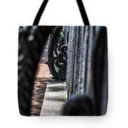 Iron Art Tote Bag