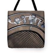 Iron Art Work Tote Bag