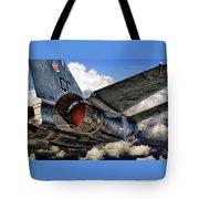 Iron Eagle Tote Bag