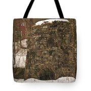 Iron Furnace Tote Bag