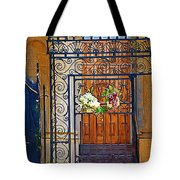 Iron Gate Tote Bag