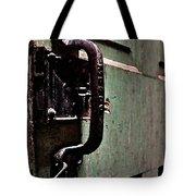 Iron Ic Door Handle Tote Bag