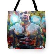 Iron Mike Tote Bag