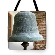 Iron Mission Bell Tote Bag
