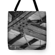 Iron Roof Tote Bag