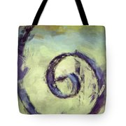 Iron Swirl Tote Bag