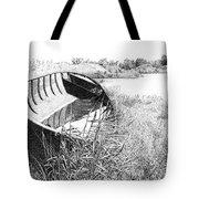 Iron Trough Tote Bag