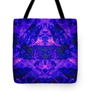 Irradescent Ice Tote Bag