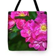 Irresistible Rose - Paint Tote Bag