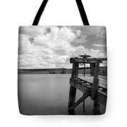 Irrigation Pond Tote Bag