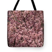 First Spring Blossom Tote Bag