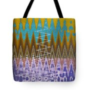 Is The Noise In My Head Bothering You? Tote Bag