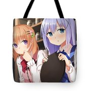 Is The Order A Rabbit? Tote Bag