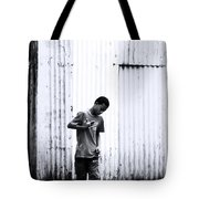 Is There Any Hope Tote Bag