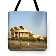 Isa Cultural Center - Manama Bahrain Tote Bag