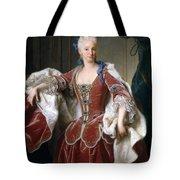 Isabella Farnese. Queen Of Spain Tote Bag
