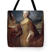 Isabella Louise Of Orleans. Queen Of Spain Tote Bag