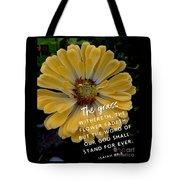 Isaiah 40.8 Tote Bag