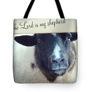 Isaiah Sixty Five Tote Bag