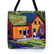 Isaiah Tubbs Neighbour Tote Bag
