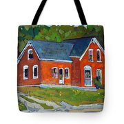 Isaiahs Place Tote Bag