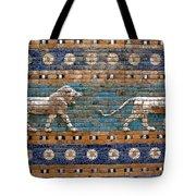 Ishtar Gate Tote Bag