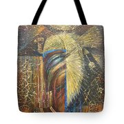 Isis. Egyptian Goddess Tote Bag
