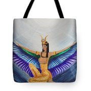 Isis Wings Tote Bag