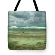 Isla De Mujeras North Shore Tote Bag