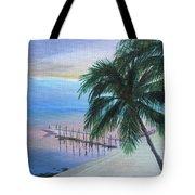 Isla Morada Sunset Tote Bag