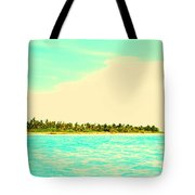 Island 7 Tote Bag